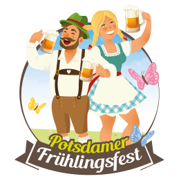 Logo Potsdamer Frühlingsfest