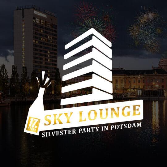 Sky-Lounge Silvesterparty